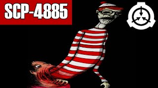 SCP-4885 Find Him | Keter | Humanoid / Infohazard scp