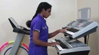 KAHO NA PYAR HAI (Udit Narayan, Alka Yagnik) on Keyboard by Vany Vinayakumar-INSTRUMENTAL