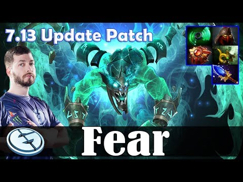 Fear - Visage MID | 7.13 Update Patch | Dota 2 Pro MMR Gameplay