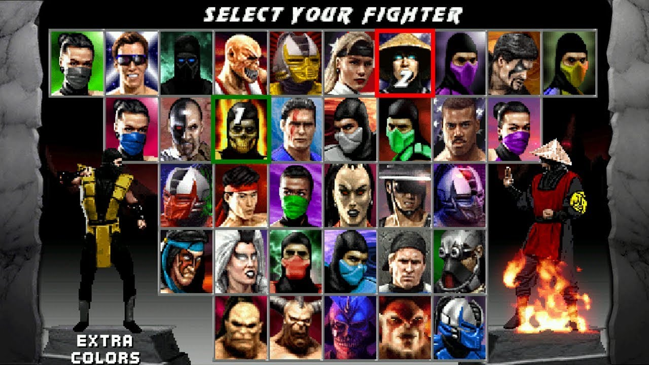 Mortal Kombat Quadrilogy v1.02 BETA by Halil Scorpion with download link