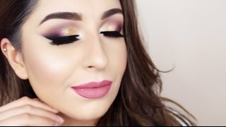 party makeup tutorial