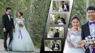 Design photobook (Wedding photo book design) part 3 Дизайн свадебных фото книг.