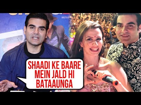 Arbaaz Khan ANGRY REACTION On Marrying Giorgia Andriani Mp3