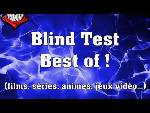 Blind Test Best Of ! 50 Extraits en tout genre (Films, Séries, Jeux vidéo,...)