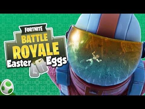 Hmm... Bear-y Interesting - Easter Eggs in Fortnite: Battle Royale - DPadGamer