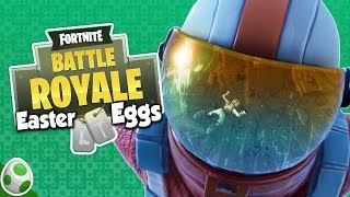Hmm... Bear-y Interesting - Easter Eggs in Fortnite: Battle Royale - DPadGamer