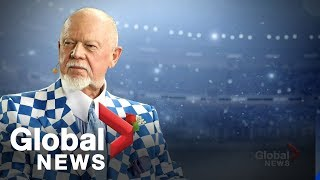 Mixed reactions after Don Cherry fired from Hockey Night In Canada amid controversy