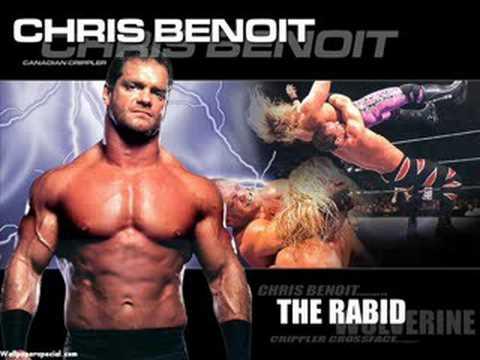 "Chris Benoit 1st Theme ""Shooter"""
