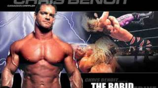 "Chris Benoit 1st Theme ""Shooter"""