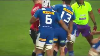 How to win a fight in rugby