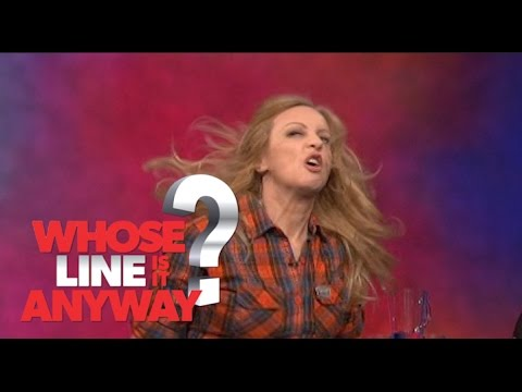 The Exorcism of Wendi McLendon-Covey - Whose Line Is It Anyway? US