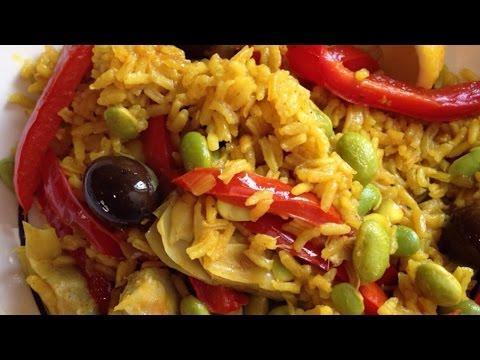 Make Yummy Spicy Vegetarian Paella – DIY Food & Drinks – Guidecentral