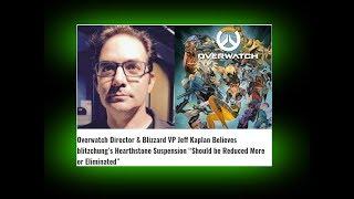 Blizzard Vp Jeff Kaplan Speaks In Support For Blitzchung