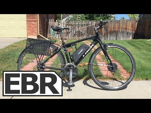 Dillenger Street Legal Electric Bike Kit Video Review