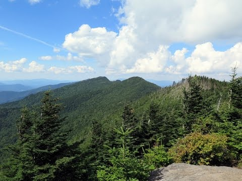 Black Mountain Crest Trail, Pisgah National Forest, NC