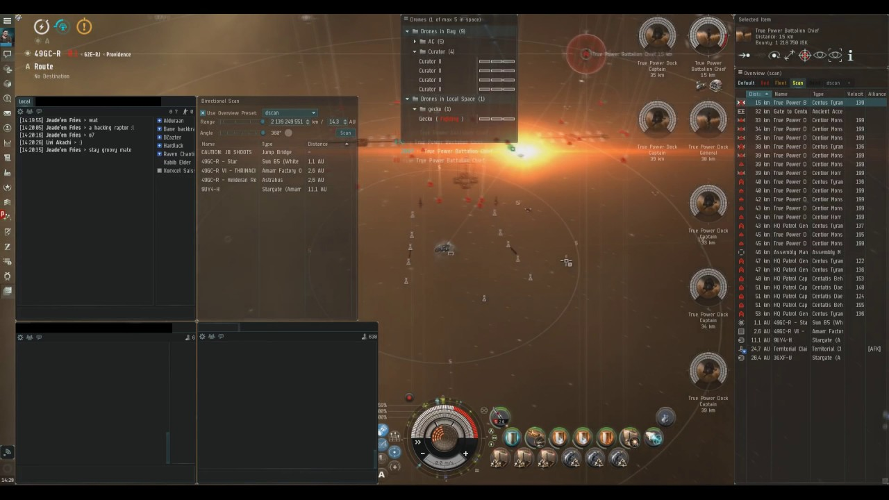 Sansha 10/10 DED , Solo in 35 minutes - EVE Online - Most Popular Videos
