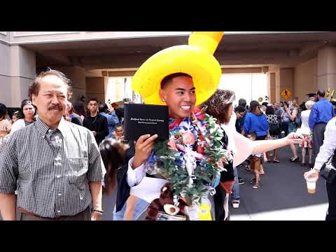 Graduation Day Orleans Arena Las Vegas Southwest Career and Technical Academy Class of 2019 1080p HD