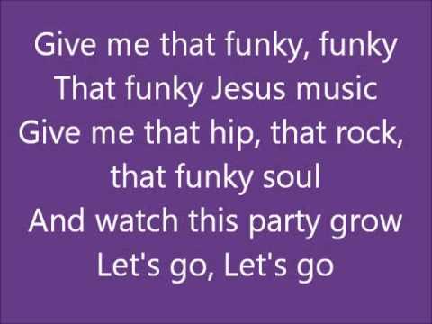 Funky Jesus Music