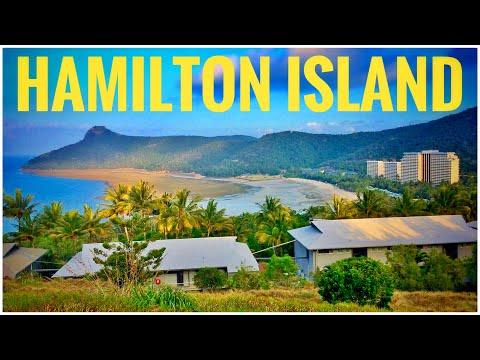 Hamilton Island, Queensland, Australia.