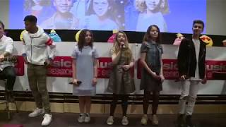 Kids United and friends