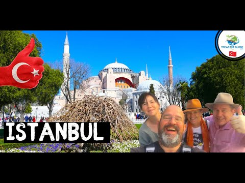 Exploring ISTANBUL Turkey 🇹🇷Adventure VAN LIFE Around the World