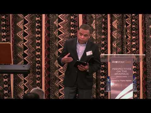 Perspectives on the Apostolic KwaZulu - Natal - Thamo Naidoo - Righteousness Session 3