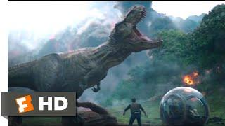 Jurassic World: Fallen Kingdom (2018) - Saved By Rexy Scene (4/10)   Jurassic Park Fansite Thumb