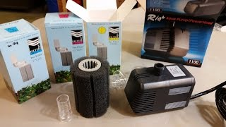 ATI Pre-Filter Max Foam Set Up Mp3