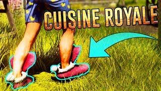 SZYBKOBIEGOWE BUTY! | Cuisine Royale [#5] (W: Plaga, Dobrodziej, Kubson)