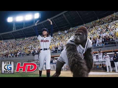 "CGI VFX Films : ""Mr.GO"" Highlights - By Dexter Studios 