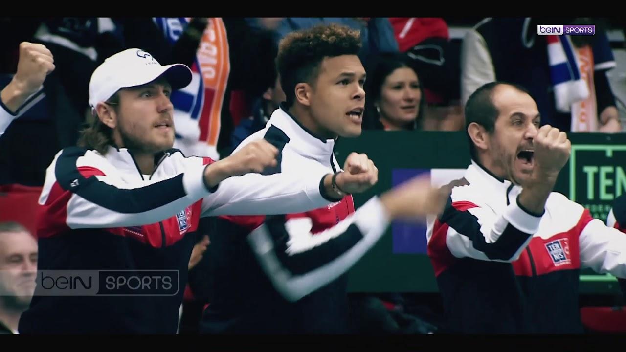 Coupe Davis Suivez Le Quart De Finale Italie France Sur Bein Sports