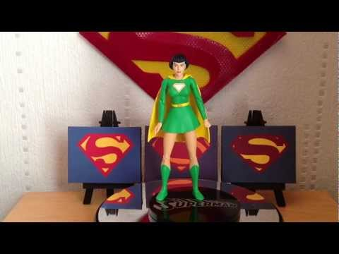 Classic Silver Age Lois Lane (Super Lois) Figure Review