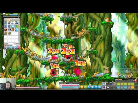 MapleStory and Chill – Solo Grindfest Friday (Lvl 1 – 76)