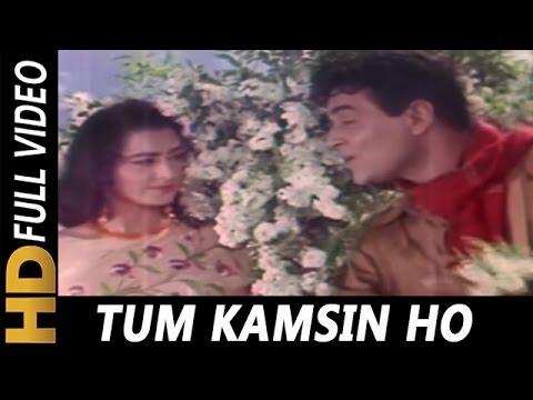 Tum Kamsin Ho Nadaan Ho | Mohammed Rafi | Ayee Milan Ki Bela 1964 Songs | Rajendra Kumar, Saira Banu