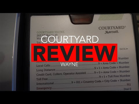 Courtyard Wayne By Marriott Review