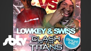 Swiss x Lowkey | Clash Of The Titans (Cypher): SBTV [Audio]