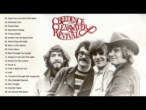CCR  Greatest Hits Full Album - The Best of CCR  - CCR  Love