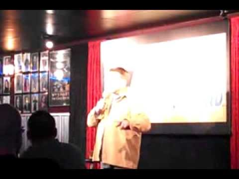 steve benton does stand up
