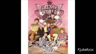 [201404.02] SHINee - SHINee WORLD II In Seoul (The 2nd Concert Album) CD 1(FULL+DL)