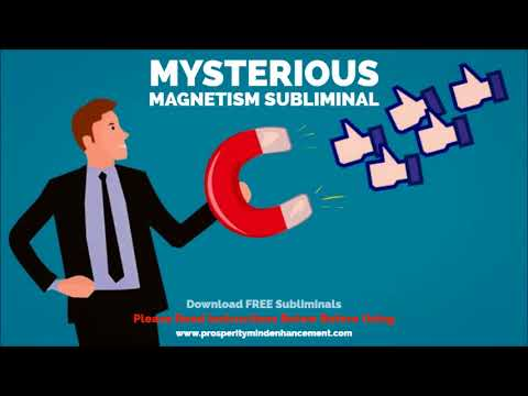 Mysterious Magnetism - Subliminal Mediocre Buster Audio