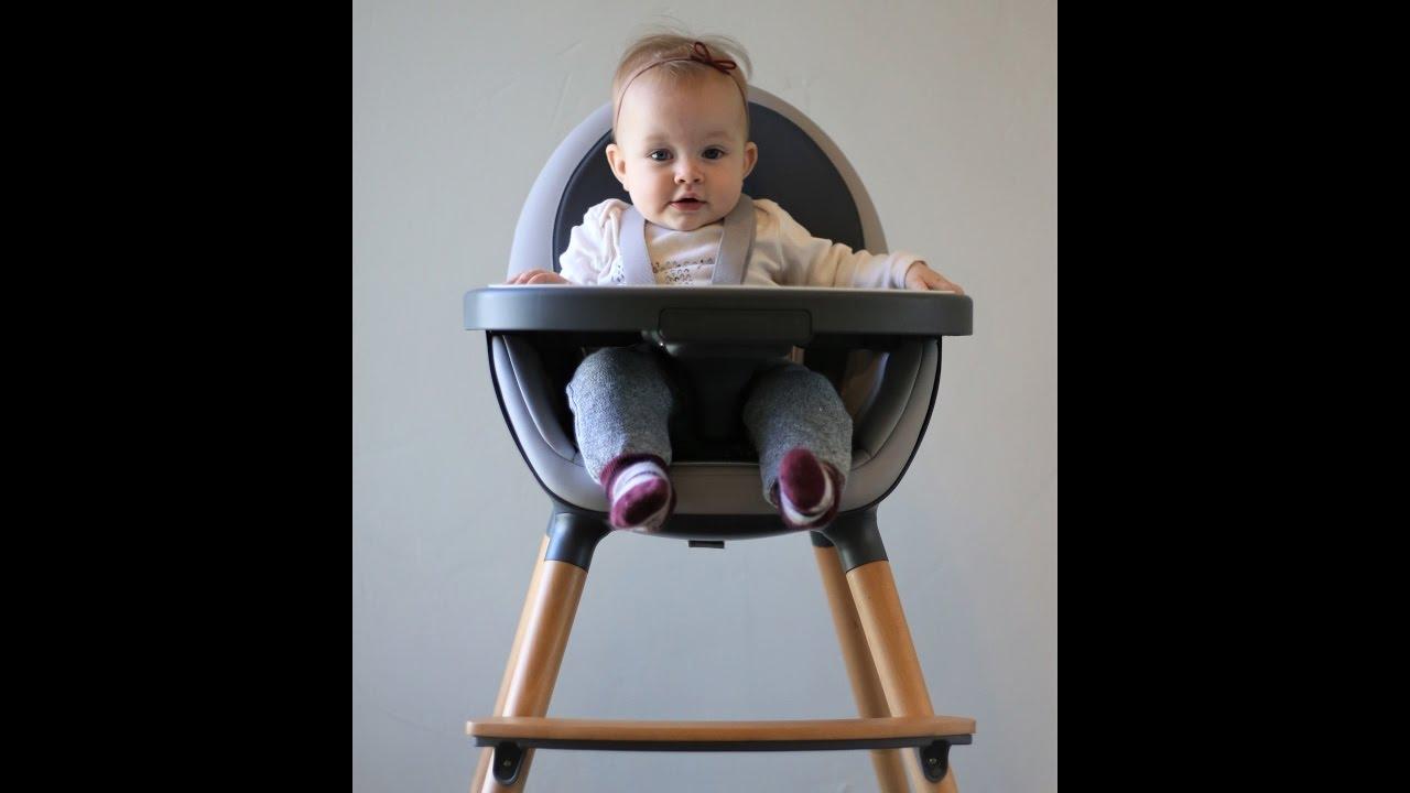 Chair ovo high chair reviews - Skip Hop Tuo Convertable High Chair