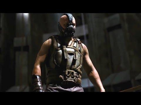 Бетмен против Бейна. Тёмный рыцарь: Возрождение легенды (2012)