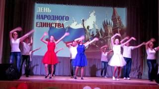 """""""Кто если не мы"""" флешмоб конышевских школьников 03.11.2016"""