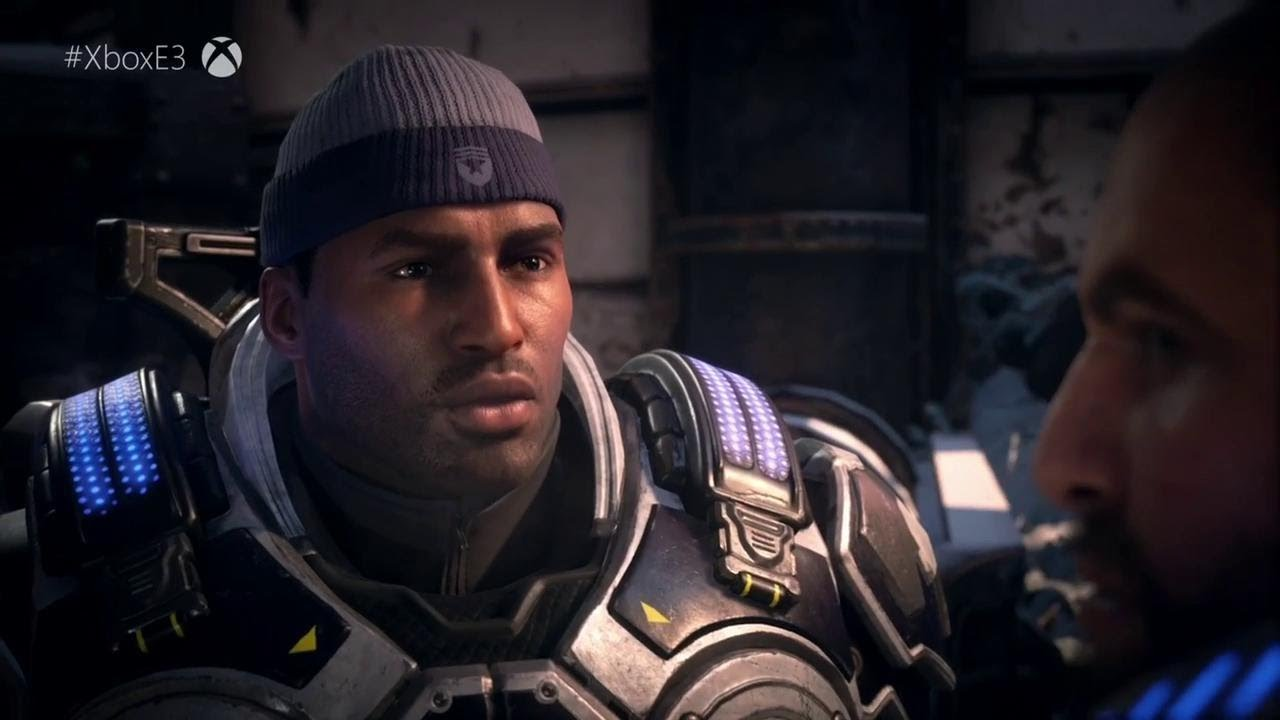 Gears 5 Announcement Trailer - E3 2018 - YouTube