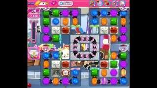 Candy Crush Saga Nivel 1159 completado en español sin boosters (level 1159)