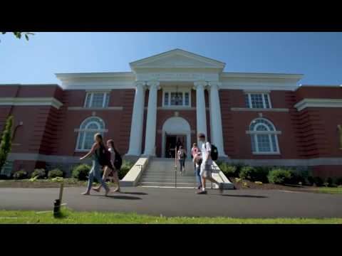 UNH First Day Of Class 2017