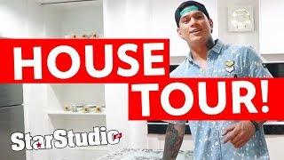 Zeus Collins House Tour   StarStudio.ph