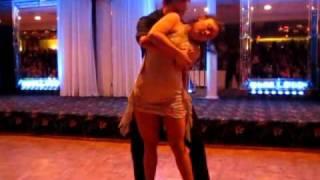 Mike & Becky 1st ANNUAL BACHATA CHAMPIONSHIPS - STEVENS 2010