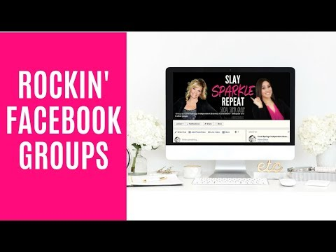 How to get your Facebook Groups Rockin