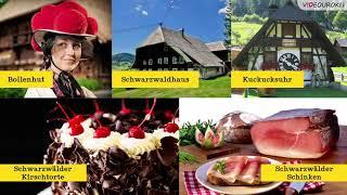 """Видеоурок по немецкому языку """"Ferien in Deutschland: Die 10 schönsten Reiseziele"""""""